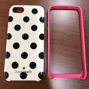 Kate Spade I phone 5 cover