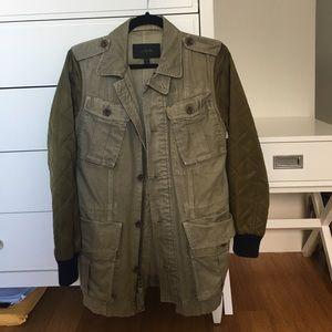J Crew utilitarian jacket