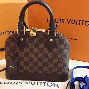 NEW! LV Alma Mini Bag!