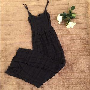 Hollister open back dress