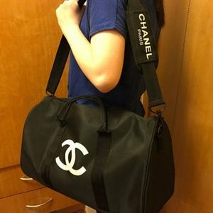 Chanel VIP DUFFLE, TRAVEL BAG!!