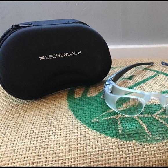 Eschenbach Max TV magnifying glasses 2 1x NICE