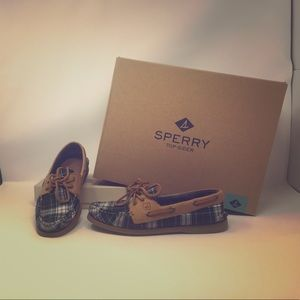 Women's Sperry Top-Sider Boat Shoes, Size 7.5 M