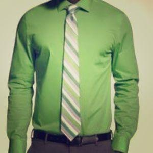 Express Men 1MX Fitted Collar shirt