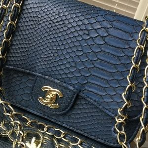 Vintage Luxury Royalty Classic Chanel Bag!