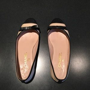 Chanel - AUTHENTIC Ballerina Flats