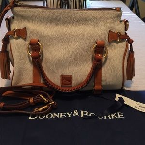 Dooney and Bourne satchel purse