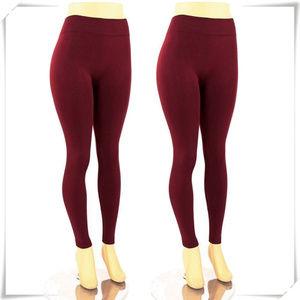 Fleece winter warm thermal leggins. XL - 1X