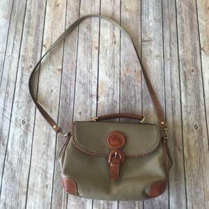 Dooney & Bourke - classic handbag.