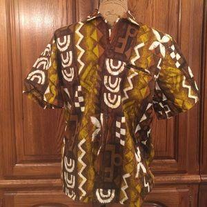 Vintage 50's Diamondhead Hawaiian Shirt