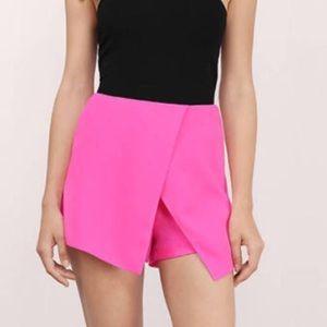 Bundle of 2 Tobi Janette foldover skirts