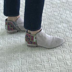 Sam Edelman Patty Ankle Boots