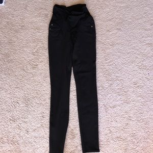 Maternity Black Stretch Jeans