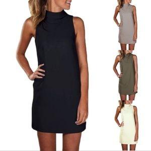 Dresses & Skirts - Sleeveless collared Dress