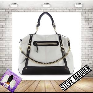 Steve Madden B Giselle Tote With Detachable Chain