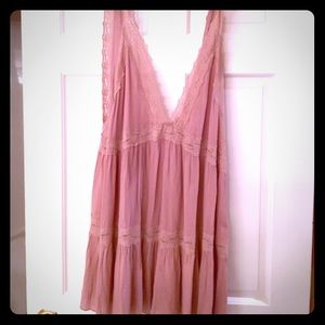 """RARE """"Intimately"""" by Free People rose, romantic ❤️"""