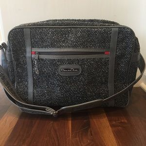 OSCAR DE LA RENTA Weekend Travel Carry-On Bag