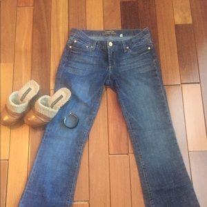 Bebe premium jeans great condition