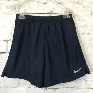 Nike Dri Fit Running Shorts Reflective Swoosh