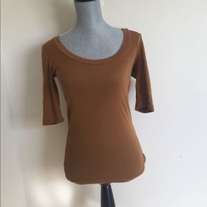 J. Crew Perfect Fit  Tee size S