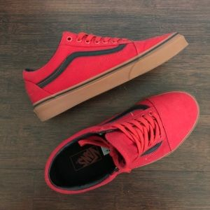 Vans Old Skool Pro shoes in like new condition