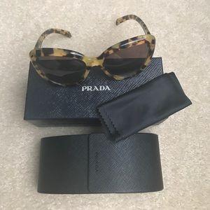 Prada cat -eye sunglasses