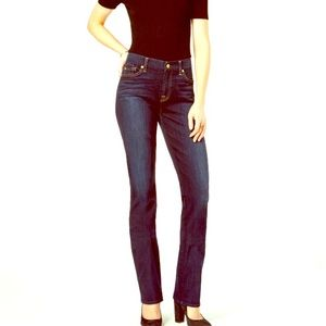 7 for all mankind kimme straight legs