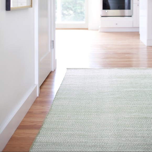 Dash Albert Other 8x10 Dash Albert Herringbone Rug In Ocean