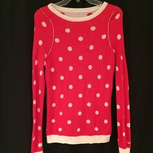 Nike Reversible Polk-dot Sweater