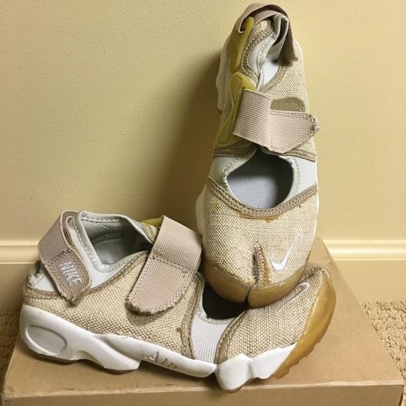 Nike Shoes | Nike Air Rift Split Toe