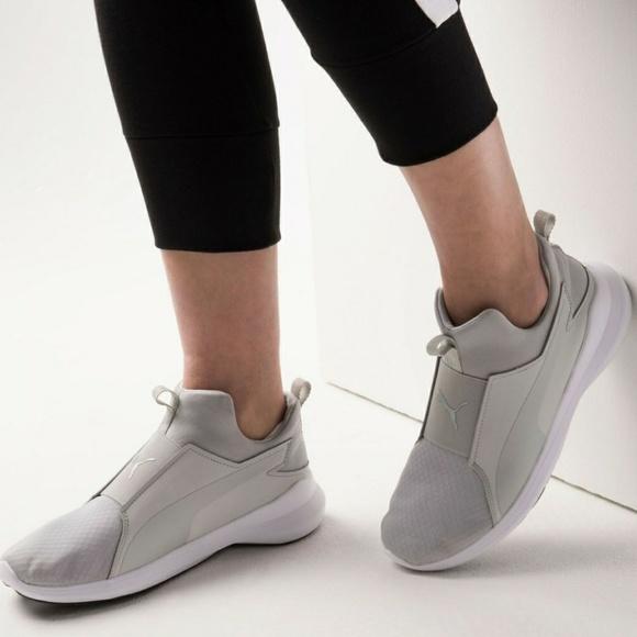 Puma Shoes | Puma Rebel Mid Womens