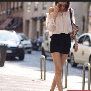 BDG urban outfitters black skirt