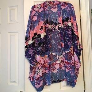 Victoria's Secret kimono M/L