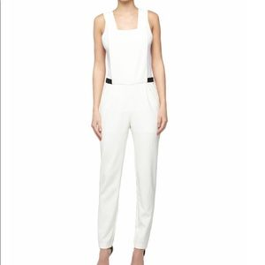 CROSS-BACK OVERALL JUMPSUIT