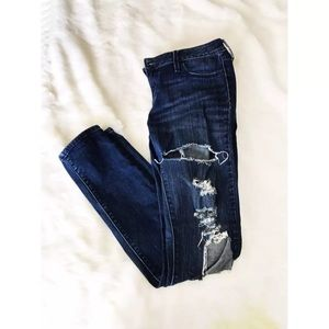 Bullhead Black PacSun Ripped Denim
