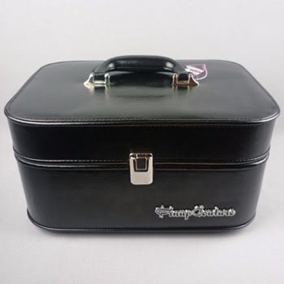 2d3da98dbb Pinup Couture Bags   Lux De Ville Pin Up Couture Train Case   Poshmark