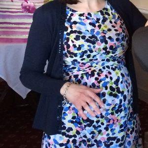 EUC Motherhood Maternity dress size small