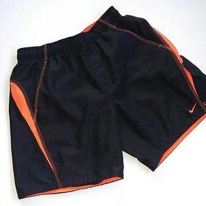 Nike shorts running gym black M