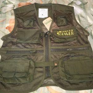 Jr Ranger Vest Nwts