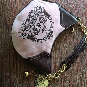 🌸New Listing🌸 pink Juicy Couture mini bag