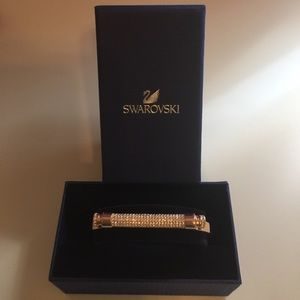 Swarovski friend bangle