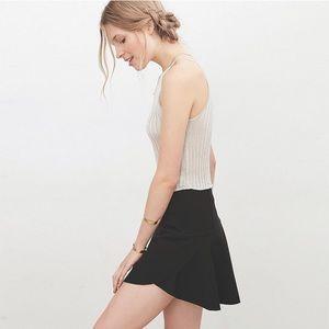 UO Mini Ponte Skirt 🖤