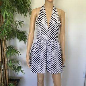 Cals Polka Dots Dress size M