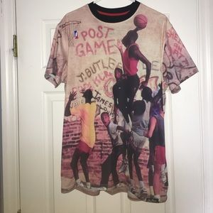 Michael Jordan playground T shirt