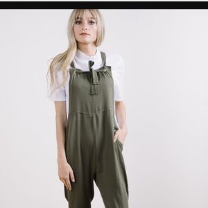 Adorable overalls