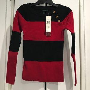 Luaren knit top