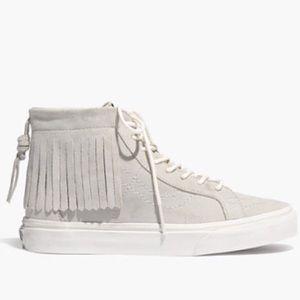 Vans SK-8 Hi Moccasin High Top Sneakers