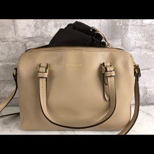 Coach mini crossbody body bag