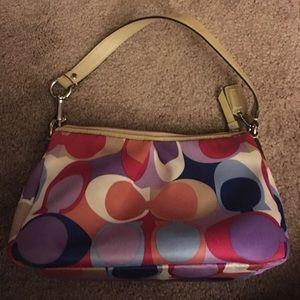Multi-color purse