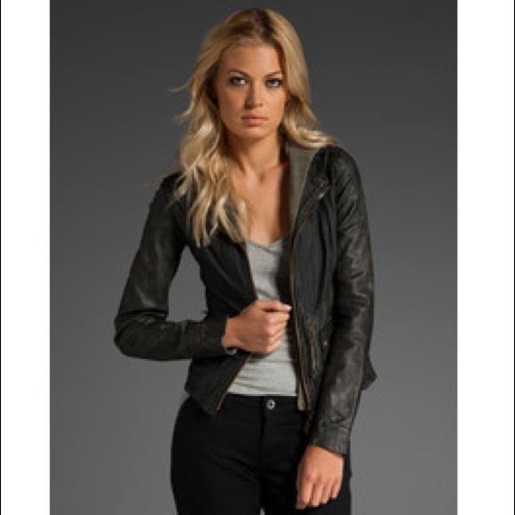 dee2b9a9ddbfd Doma Jackets & Coats   Moto Leather Jacket Detachable Hood   Poshmark